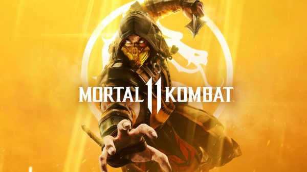 Killer Mortal Kombat 11 Cover Art