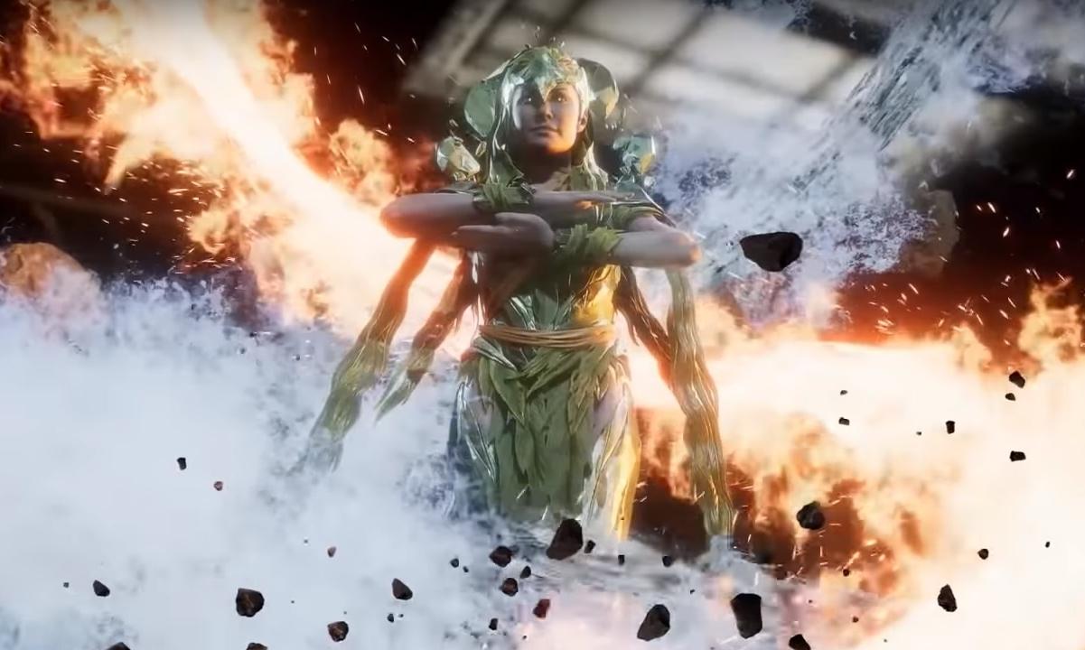 Elder God Cetrion