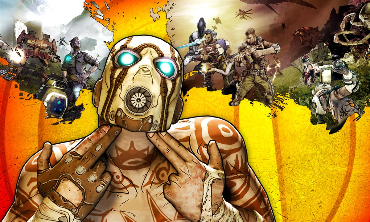 Borderlands cover image