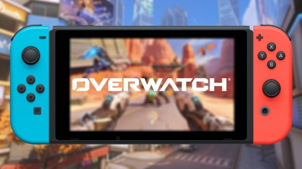 Overwatch on Nintendo Switch