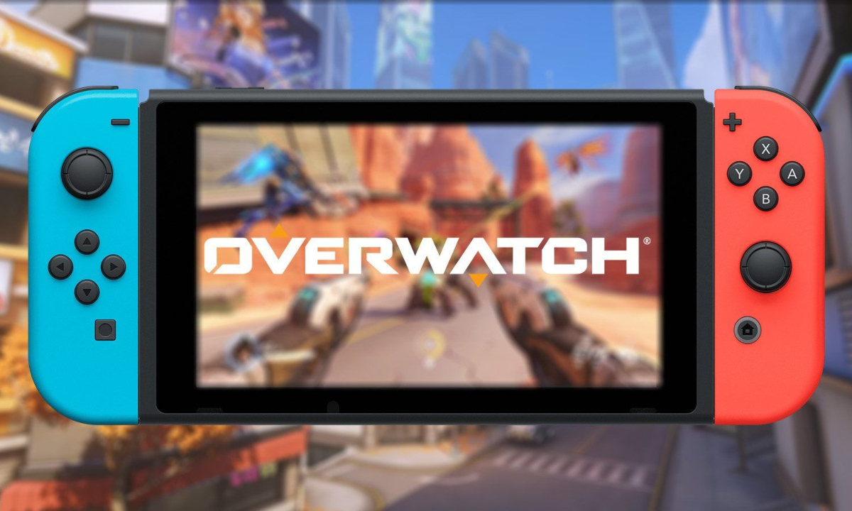 Overwatch on the Nintendo Switch